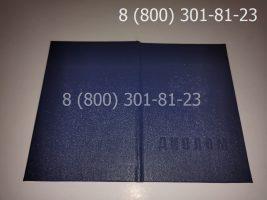 Диплом ПТУ 2008-2014 годов, нового образца (заполненный), обложка-1