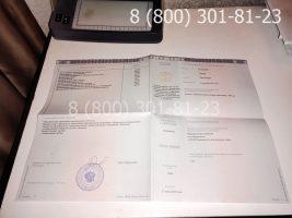 Диплом специалиста 2014-2019 годов, нового образца (заполенный), приложение-1