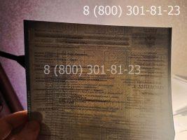 Диплом магистра 2004-2009 годов, старого образца (заполненный), приложение на просвет