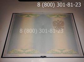 Диплом магистра 2004-2009 годов, старого образца (заполненный), титульный лист-1