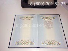 Диплом магистра 2011-2013 годов, старого образца (заполненный), титульный лист-1