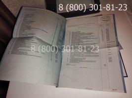 Диплом магистра 2004-2009 годов, старого образца (заполненный), приложение-2