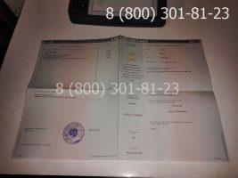 Диплом бакалавра 2014-2020 годов (заполненный), приложение-1