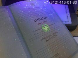 Диплом магистра 2009-2011 годов
