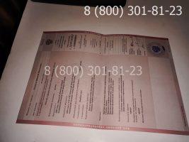 Диплом колледжа 2004-2006 годов с заполнением, приложение-1